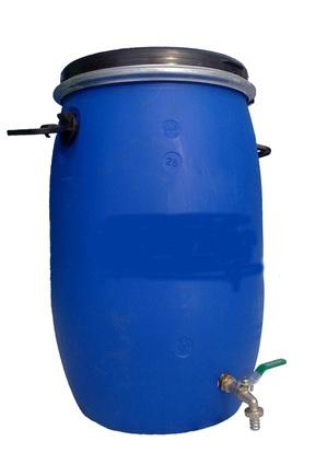 Бочка c краном 65 литров